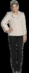 Joanne Martin Double Elegant Jacket