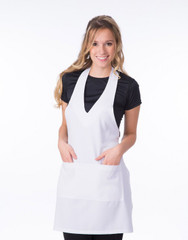 Carolyn Design Waterproof V-Neck Apron