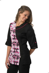 Carolyn Design Eccentric - Black/Rose