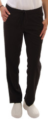 Excel 4-Way Stretch Fitted Pant - Charcoal