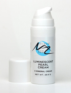 A mineral cream = Luminescent Pearl Cream