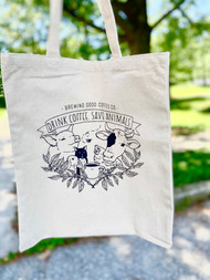 Animal Friends Tote