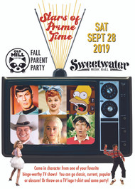 OMS FALL PARTY - Stars of Prime Time Party - Sat, Sept 28
