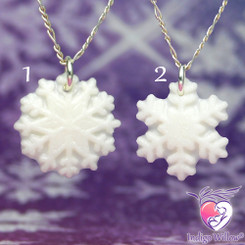 Classic Breast Milk Snowflake Add-On (See product description for details)