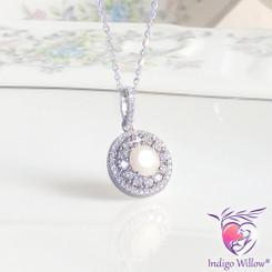 Flora Soleil Breast Milk Necklace (Limited Edition)