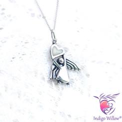 Little Angel Breast Milk Necklace