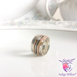 Sunrise Meditation Spinning Breast Milk Ring