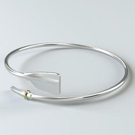 Bent Oar Rowing Bracelet