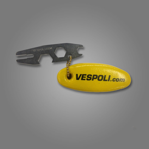 Multifunction Rower's Tool - Standard Combo Wrench