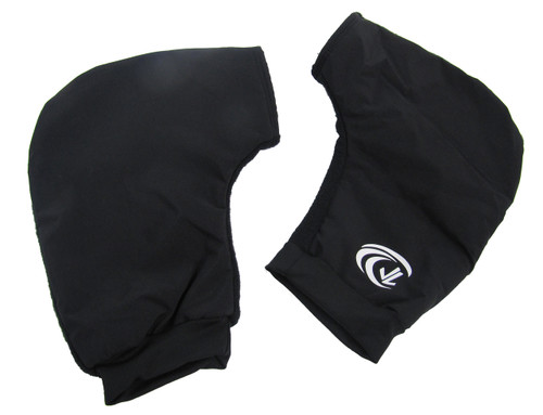 2-Piece Hytrel Sculling Pogies are available in Navy.