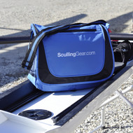The Basic Regatta Bag by Sculling Gear is the perfect choice for toting all your gear to a regatta or practice. Soft but rugged messenger-bag styling in a water-resistant polyester fabric that won't scratch your boat.