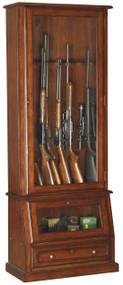 898 12 Gun Slanted Base Cabinet