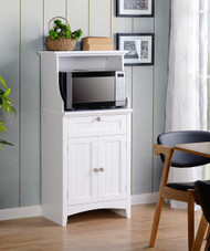 OS Home and Office Microwave/ Coffee Maker Utility Cabinet