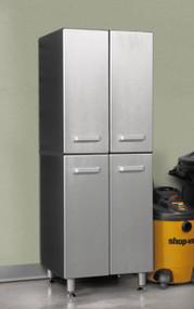 Tuff Stor 24204K Four Door Garage Storage Cabinet
