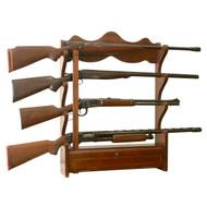 840 - 4 Gun Wall Rack