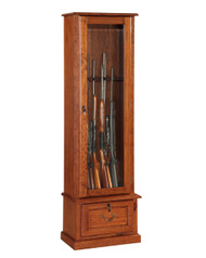 American Furniture Classics Model 600, 8 Gun Cabinet