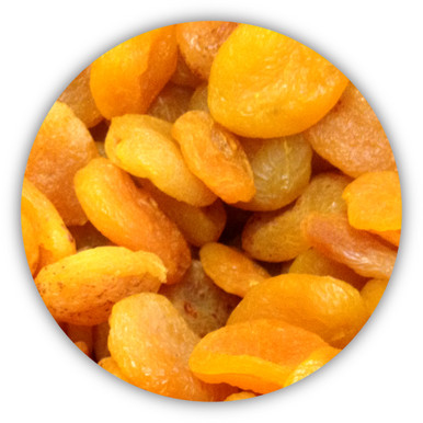Apricots Turkish Fancy 5#