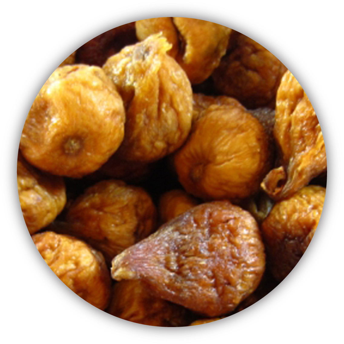 Figs Golden Blend of California and Turkish 5# - Bazzini Nuts
