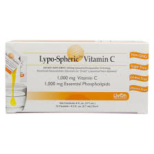 Lypo-Spheric Vitamin C 10000mg 30 Sachets