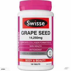 Swisse Ultiboost Grape Seed 180 Tablets