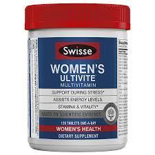 SWISSE Women's Ultitive F1 120 tabs