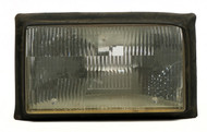 1989-1994 Ford Bronco Explorer Single OEM Front Left Head Light Lamp F1TZ13008C