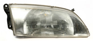 2000-2002 Mazda 626 OEM Right Base Front Head Clear Light Lamp Light  13402092