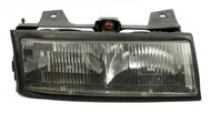 1987-1988 Chevrolet Corsica Pontiac Tempest Front Right Head Lamp 16505534