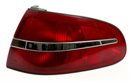 1995 1996 1997 Lincoln Continental Rear Right OEM Tail Light Lamp F60B-13440-AA