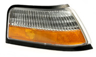 1989-1991 Pontiac Grand Am Single Front Right Head Light Lamp OEM Base 16511936