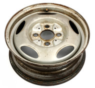 1995-1996 Dodge Neon Single 4 Lug 5 Hole Steel Wheel Rim 13 X 5 100MM 4684205