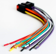 Metra Turbowire OEM Wire Harness for Ford 1998-2011 71-1771 - World Plug