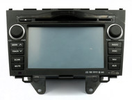 2010-2011 Honda CR-V OEM GPS Navigation Screen CD DVD Player Radio DS/DE-HDQ710