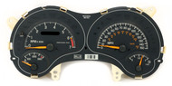 2000-2003 Pontiac Grand AM OEM Instrument Dash Cluster Speedometer 09351752