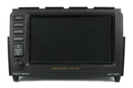 2004 Acura MDX Factory OEM Display Screen Monitor w Navigation 39810-S3V-A210-M1
