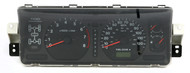 2000-2001 Isuzu Trooper Single Instrument Dash Cluster Speedometer 8972194770
