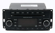 2012-17 Dodge Chrysler OEM AM FM CD Player with Auxiliary Input RES P05091257AA