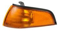 191991-1992 Ford Escort Single Front Left Park Lamp Turn Signal F3CB-13A271-AA