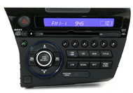 11-12 Honda CR-Z OEM Original AM FM CD Player MP3 Stereo Receiver 39100-SZT-A01