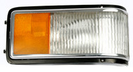 1989-1993 Cadillac Fleetwood Single Factory OEM Front Right Head Lamp 5975054