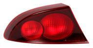 2001-2002 Dodge Stratus Left Side Tail Lamp Light Bulbs Not Included P0347L