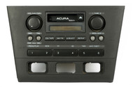 1996-1998 Acura RL Single Factory AM FM Cassette Player Radio 39101-SZ3-A020-M1