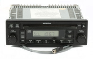 2001-2002 Honda Accord AM FM Radio w Aux on Pigtail CD Player 39100-S82-A420-M1