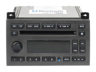 2006-2010 Lincoln Town Car AM FM CD Player Radio with Bluetooth 6W1T-18C869-AA