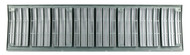 1988-1990 Jeep Cherokee Comanche Single OEM Grille Part Number 8955013144