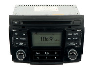 11 Hyundai Sonata OEM Original AM FM CD Player Stereo Receiver 96180-3Q000