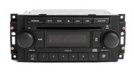 Jeep Dodge Chrysler Radio 2004-2010 AM FM CD Aux mp3 iPod Input P05064171AE REF