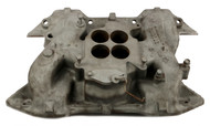 1968-69 Dodge Chrysler Single Plymouth Intake Manifold 2806178 Date Code 7 15 68