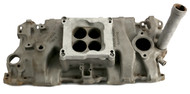 1966-1967 Chevrolet Chevelle Single Intake Manifold 3872783 Date Code I105