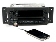 2004-08 Chrysler Pacifica AM FM Single CD Player RAH Stereo Receiver P05094564AE